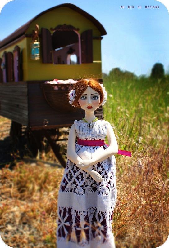 Gypsy Caravan by Christine Alvarado